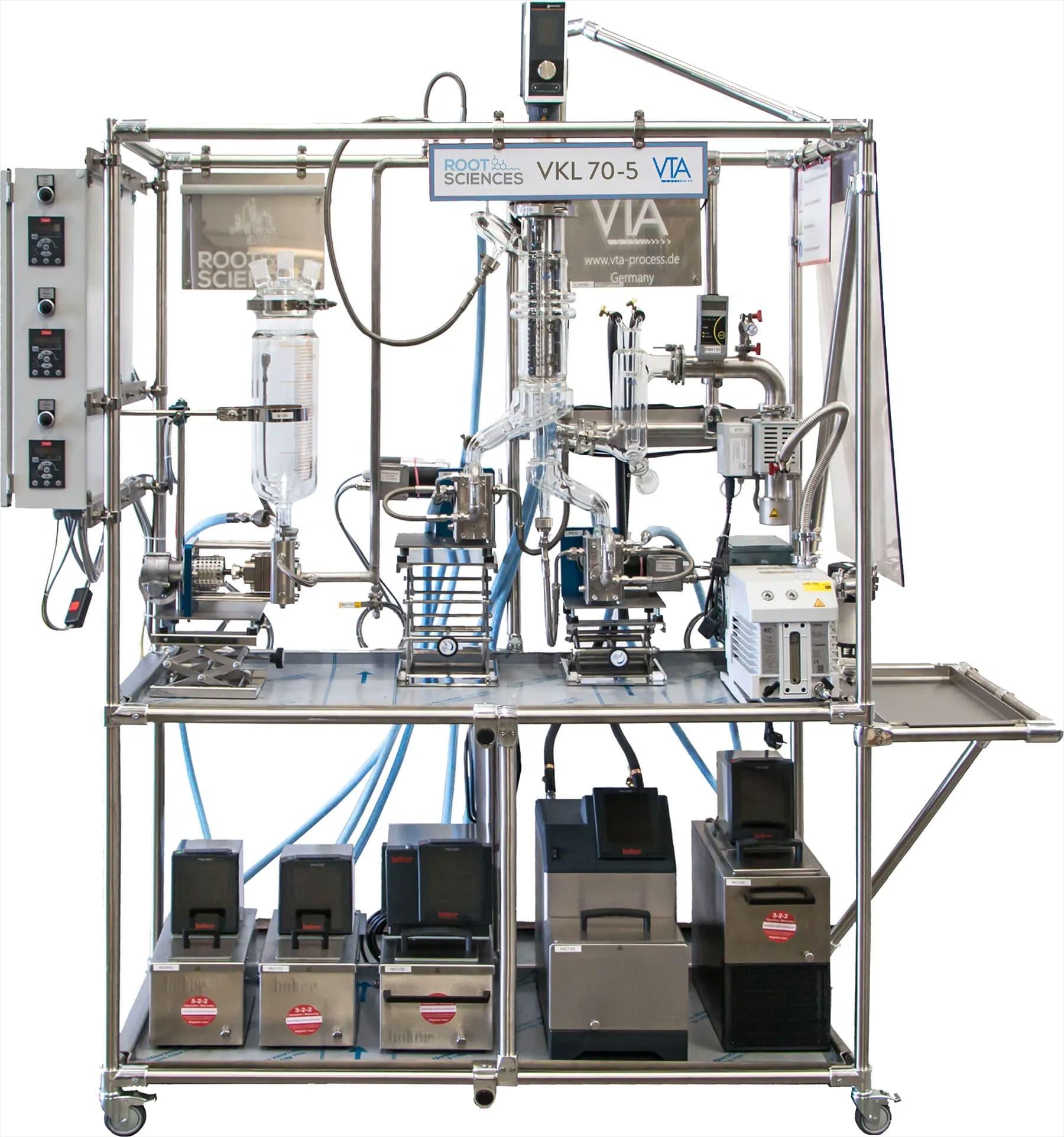 vkl-70-5 cannabis distillation equipment