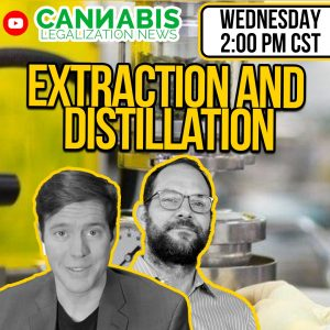 Read more about the article Cannabis Legalization News InterviewsRoot Sciences' Cofounder, Fadi Yashruiti, on the Latest in Extraction and Distillation Technology