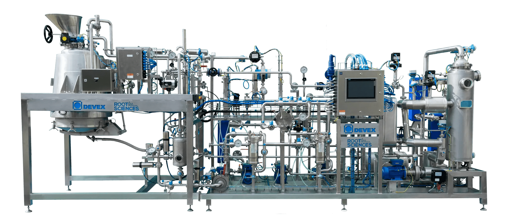 CryoEXS 400 ethanol extraction system