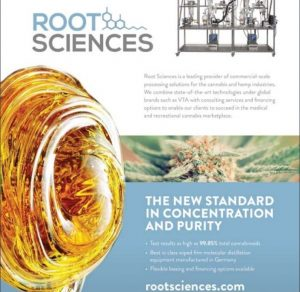 Read more about the article ROOT SCIENCES IN MARIJUANA VENTURE MAGAZINE