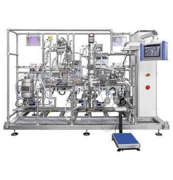 VK-100-10 cannabis distillation equipment