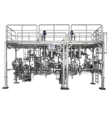 VK-200-40-small cannabis distillation equipment