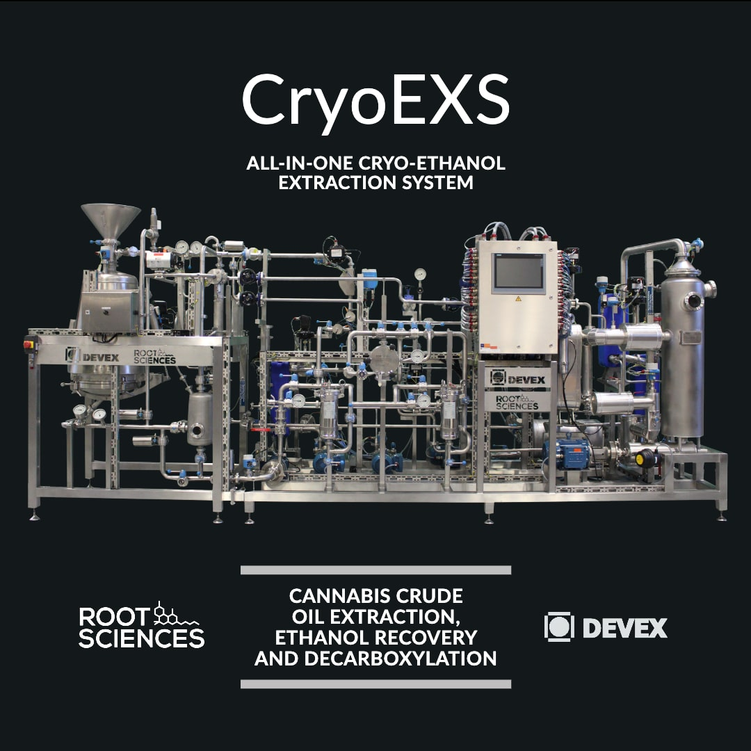 Read more about the article CryoEXS All-In-One Cryo-Ethanol Extraction System