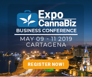 Read more about the article JOIN US IN CARTAGENA, COLUMBIA: MAY 9TH – 11TH FOR EXPOCANNABIZ COLOMBIA 2019!