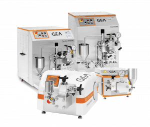 GEA Group of 4 MAchines