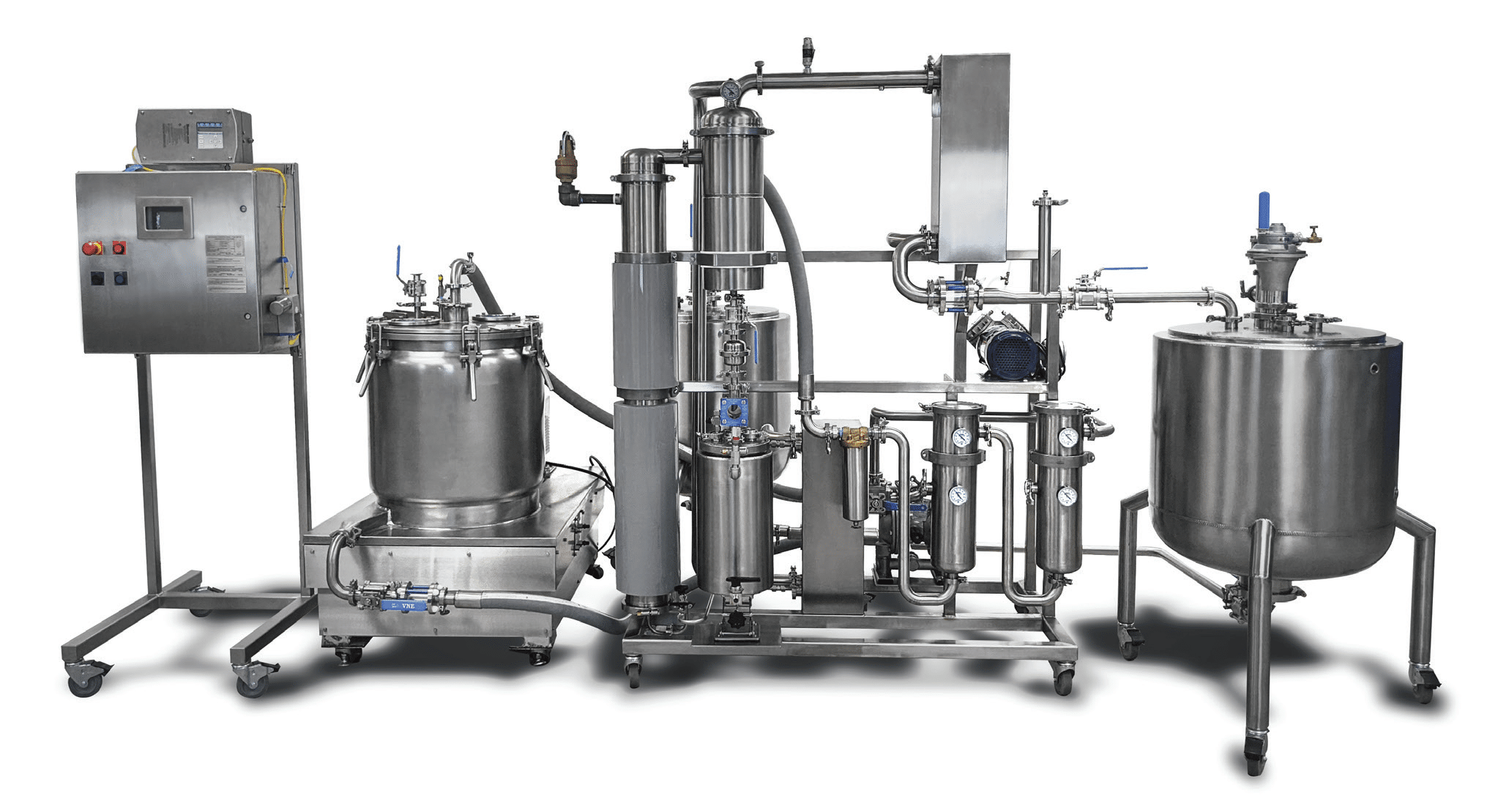 PINNACLE - EFR Ethanol Extraction