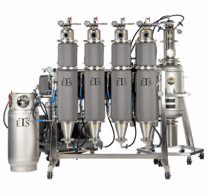 The MeP XT70 cannabis extraction equipment