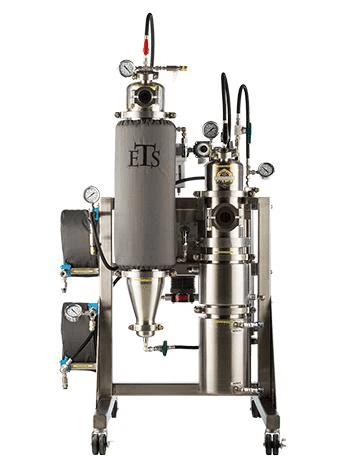 miniMEP cannabis extraction equipment