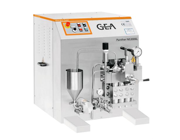 panther cannabis nanoemulsification equipment