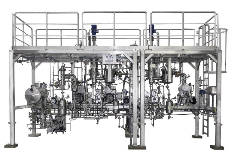 vk-2-4-rs-cannabis distillation equipment machine
