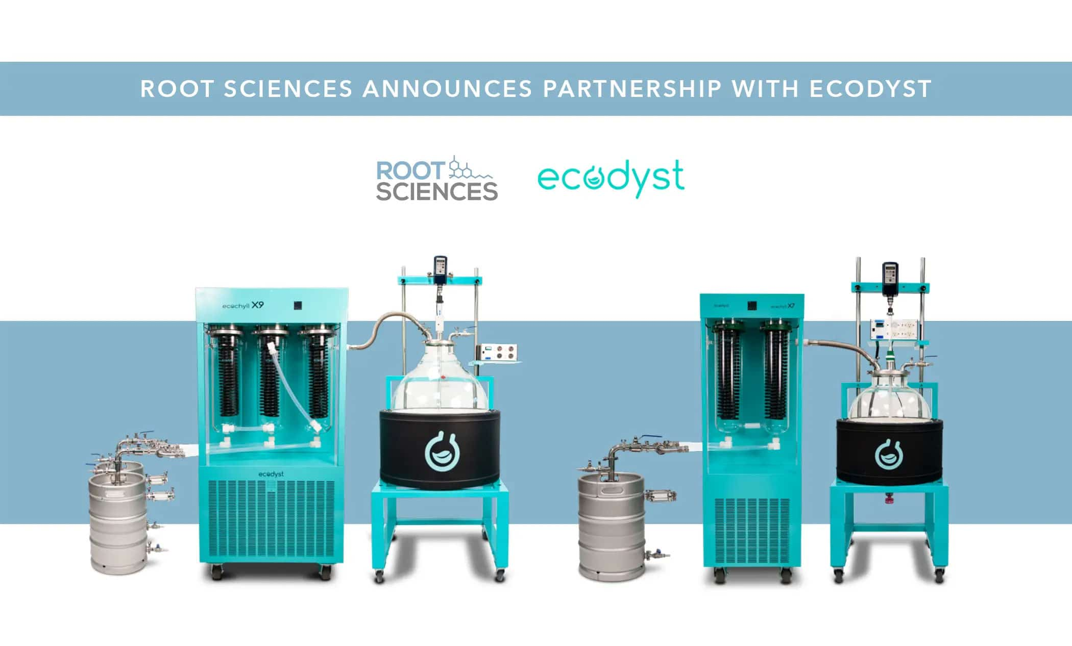 You are currently viewing Root Sciences and Ecodyst sign agreement to provide cannabis processing and solvent recovery solutions worldwide