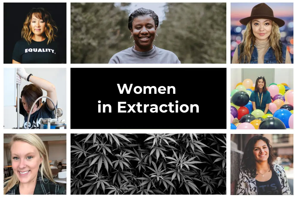 Read more about the article Women in Extraction: Showcasing the Women of Cannabis