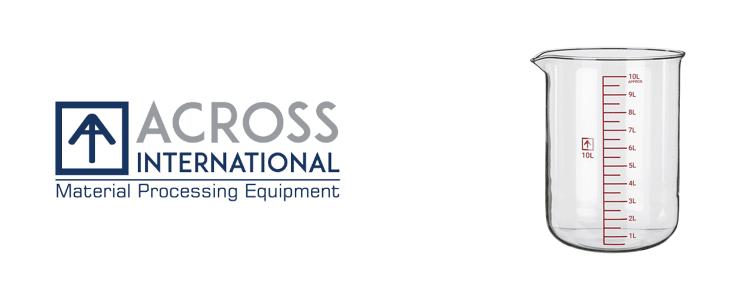 across international material processing equipment