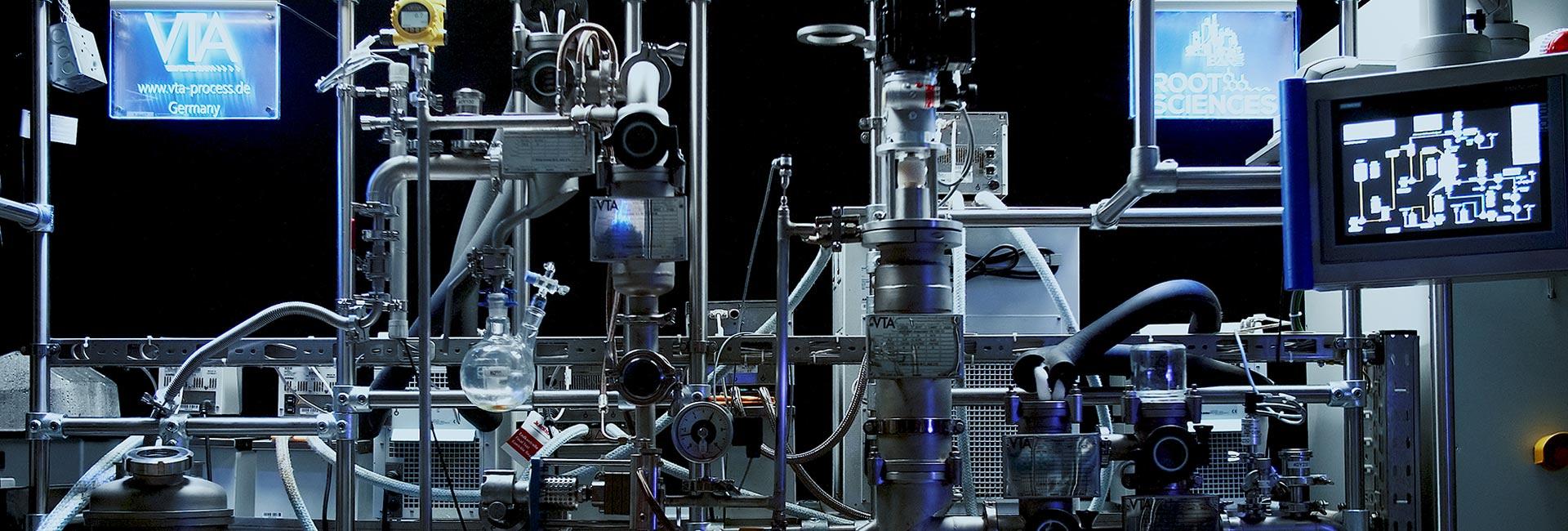 cannabis distillation equipment